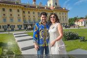 Die Schneekönigin Kinderoper Premiere - Schloss Esterhazy - Fr 12.06.2015 - Anna NETREBKO, Yusif EYVAZOV28