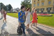 Die Schneekönigin Kinderoper Premiere - Schloss Esterhazy - Fr 12.06.2015 - Anna NETREBKO, Yusif EYVAZOV29