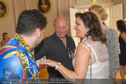 Die Schneekönigin Kinderoper Premiere - Schloss Esterhazy - Fr 12.06.2015 - Anna NETREBKO, Yusif EYVAZOV, Robert DORNHELM39