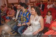 Die Schneekönigin Kinderoper Premiere - Schloss Esterhazy - Fr 12.06.2015 - Anna NETREBKO, Yusif EYVAZOV48