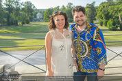 Die Schneekönigin Kinderoper Premiere - Schloss Esterhazy - Fr 12.06.2015 - Anna NETREBKO, Yusif EYVAZOV86