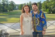 Die Schneekönigin Kinderoper Premiere - Schloss Esterhazy - Fr 12.06.2015 - Anna NETREBKO, Yusif EYVAZOV87