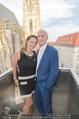 Peschev Kollektionspräsentation - Penthouse am Stephansplatz - Di 16.06.2015 - Kurt MANN mit Joana102