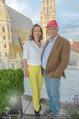 Peschev Kollektionspräsentation - Penthouse am Stephansplatz - Di 16.06.2015 - Niki LAUDA mit Ehefrau Birgit111