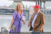 Peschev Kollektionspräsentation - Penthouse am Stephansplatz - Di 16.06.2015 - Niki LAUDA, Petra WRABETZ119