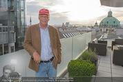 Peschev Kollektionspräsentation - Penthouse am Stephansplatz - Di 16.06.2015 - Niki LAUDA120