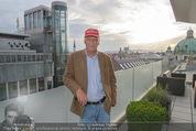 Peschev Kollektionspräsentation - Penthouse am Stephansplatz - Di 16.06.2015 - Niki LAUDA121