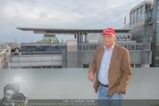 Peschev Kollektionspräsentation - Penthouse am Stephansplatz - Di 16.06.2015 - Niki LAUDA (vor dem Do&Co)122