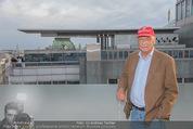 Peschev Kollektionspräsentation - Penthouse am Stephansplatz - Di 16.06.2015 - Niki LAUDA (vor dem Do&Co)123