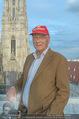 Peschev Kollektionspräsentation - Penthouse am Stephansplatz - Di 16.06.2015 - Niki LAUDA (Portrait vor dem Stephansdom)124