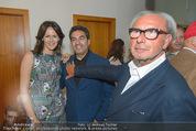 Peschev Kollektionspräsentation - Penthouse am Stephansplatz - Di 16.06.2015 - Anelia PESCHEV, David JOSEPH, Reinhard K�CK132