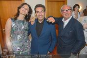 Peschev Kollektionspräsentation - Penthouse am Stephansplatz - Di 16.06.2015 - Anelia PESCHEV, David JOSEPH, Reinhard K�CK134