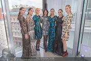 Peschev Kollektionspräsentation - Penthouse am Stephansplatz - Di 16.06.2015 - Anelia PESCHEV mit Models139