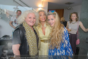 Peschev Kollektionspräsentation - Penthouse am Stephansplatz - Di 16.06.2015 - Marika LICHTER, Evelyn RILLE, Elisabeth HIMMER-HIRNIGEL142