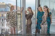 Peschev Kollektionspräsentation - Penthouse am Stephansplatz - Di 16.06.2015 - Models143