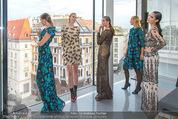Peschev Kollektionspräsentation - Penthouse am Stephansplatz - Di 16.06.2015 - Models145