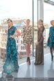 Peschev Kollektionspräsentation - Penthouse am Stephansplatz - Di 16.06.2015 - Models146