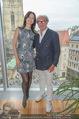 Peschev Kollektionspräsentation - Penthouse am Stephansplatz - Di 16.06.2015 - Anelia PESCHEV, Reinhard K�CK16