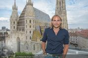 Peschev Kollektionspräsentation - Penthouse am Stephansplatz - Di 16.06.2015 - Christian STURMAYR2
