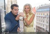 Peschev Kollektionspräsentation - Penthouse am Stephansplatz - Di 16.06.2015 - David JOSEPH, Elisabeth HIMMER-HIRNIGEL32