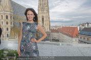 Peschev Kollektionspräsentation - Penthouse am Stephansplatz - Di 16.06.2015 - Anelia PESCHEV34