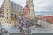 Peschev Kollektionspräsentation - Penthouse am Stephansplatz - Di 16.06.2015 - Andrea BUDAY38