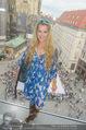 Peschev Kollektionspräsentation - Penthouse am Stephansplatz - Di 16.06.2015 - Evelyn RILLE67
