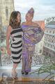 Peschev Kollektionspräsentation - Penthouse am Stephansplatz - Di 16.06.2015 - Vera RUSSWURM, Andrea BUDAY75
