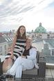 Peschev Kollektionspräsentation - Penthouse am Stephansplatz - Di 16.06.2015 - Vera RUSSWURM, Peter HOFBAUER77