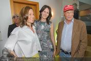 Peschev Kollektionspräsentation - Penthouse am Stephansplatz - Di 16.06.2015 - Anelia PESCHEV, Niki und Birgit LAUDA87