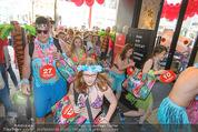 Seminaked - Desigual - Mi 17.06.2015 - Start, Einlass, Shoppingbeginn, Sturm aufs Gesch�ft83