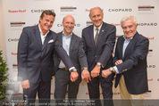 Ennstal Classic Uhr - Chopard - Mi 17.06.2015 - Hans-Joachim STUCK, Michael GL�CKNER, H. ZWICKL, T. KOBLM�LLER10