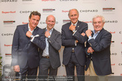 Ennstal Classic Uhr - Chopard - Mi 17.06.2015 - Hans-Joachim STUCK, Michael GL�CKNER, H. ZWICKL, T. KOBLM�LLER11