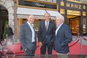 Ennstal Classic Uhr - Chopard - Mi 17.06.2015 - Hans-Joachim STUCK, Michael GL�CKNER, Helmuth ZWICKL19
