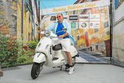 Vespa Fotoshooting - CityGate - Fr 19.06.2015 - Vespa Fotoshooting15