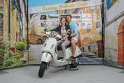 Vespa Fotoshooting - CityGate - Fr 19.06.2015 - Vespa Fotoshooting155