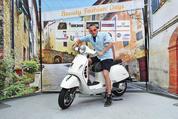 Vespa Fotoshooting - CityGate - Sa 20.06.2015 - Vespa Fotoshooting24