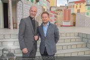 Don Camillo und Peppone - Stockerau - Mi 24.06.2015 - Toni FABER, Zeno STANEK2