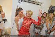 Wegrostek Sommerfest - Ordination Wegrostek - Do 25.06.2015 - Eva WEGROSTEK mit Tochter Isi Isabell151