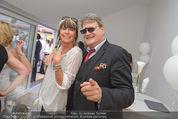 Wegrostek Sommerfest - Ordination Wegrostek - Do 25.06.2015 - Dieter CHMELAR mit Ehefrau177