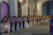 Fete Imperiale - Spanische Hofreitschule - Fr 26.06.2015 - Tanzpaare, Spalier, Er�ffnung100