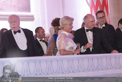 Fete Imperiale - Spanische Hofreitschule - Fr 26.06.2015 - Michael H�UPL, Erwin PR�LL mit Ehefrau Elisabeth (Sissi)104