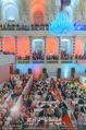 Fete Imperiale - Spanische Hofreitschule - Fr 26.06.2015 - Ballsaal, Tische, VIP-Bereich, Luster, Deko, G�ste128