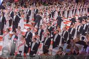 Fete Imperiale - Spanische Hofreitschule - Fr 26.06.2015 - Baller�ffnung, Tanzpaare, 130