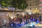 Fete Imperiale - Spanische Hofreitschule - Fr 26.06.2015 - �bersichtsfoto Sommerreitschule, G�ste162