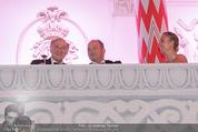 Fete Imperiale - Spanische Hofreitschule - Fr 26.06.2015 - Erwin PR�LL, Herbert PROHASKA mit Tochter Birgit194