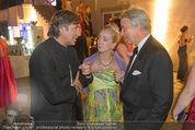 Fete Imperiale - Spanische Hofreitschule - Fr 26.06.2015 - Hubertus HOHENLOHE, Agnes HUSSLEIN mit Ehemann Peter208