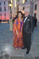 Fete Imperiale - Spanische Hofreitschule - Fr 26.06.2015 - Susanne (Suzanne) HARF mit Ehemann Wolfgang SCHWARZHAUPT27