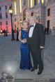 Fete Imperiale - Spanische Hofreitschule - Fr 26.06.2015 - Michael H�UPL mit Ehefrau Barbara (H�RNLEIN)33