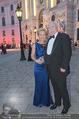 Fete Imperiale - Spanische Hofreitschule - Fr 26.06.2015 - Michael H�UPL mit Ehefrau Barbara (H�RNLEIN)34